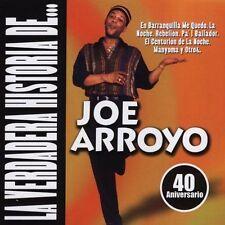 Verdadera Historia De Joe Arroyo