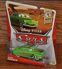 2013 Disney Cars Die Cast Retro Radiator Springs Edwin Kranks  #7 of 8 NEW