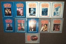 Spotlight on Doctor Who Files Magazines Pick 1 Book with the option of more