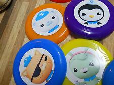 12 THE OCTONAUTS mini frisbees birthday party favor, treat bags, prizes, awards