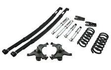 "Belltech 92-98 Suburban 2WD, Inc.3/4 ton 6lug 3/4"" Drop w/SP Shocks L Kit 786SP"