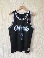 ORLANDO MAGIC #1 PENNY HARDAWAY NBA BASKETBALL SHIRT JERSEY CHAMPION VINTAGE