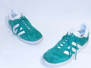 Adidas Gazelle BB5477 Green Suede US 7.5 Sneakers Shoes