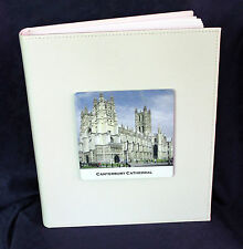 Wedding Photograph Album your own photo personalised on front cover #7