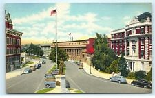*Civic Center Riverside Avenue Spokane Washington City Club Masonic Temple B95