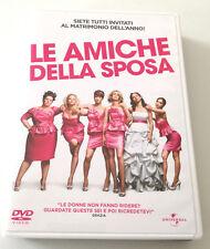 LE AMICHE DELLA SPOSA (2011) FILM DVD OTTIMO ITALIANO SPED GRATIS SU + ACQUISTI!