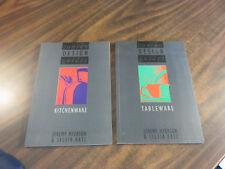 Conrad Design Guides Tableware 0442302932 & Kitchenware 0442302940 Myerson Katz