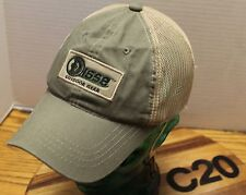 DISSE OUTDOOR GEAR HAT CONCEALED CARRY PRODUCTS GREEN/BEIGE ADJUSTABLE VGC C20