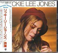 Rickie Lee Jones / Rickie Lee Jones Self Titled JAPAN CD with OBI 20P2-2085