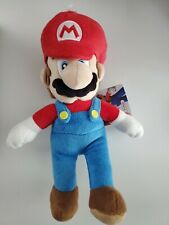 "Sanei Super Mario All Star Collection 9.5"" Mario Plush, Small from Japan"