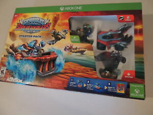 Skylanders SuperChargers Starter Pack (Xbox One, 2015) NEW