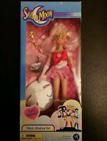 "Sailor MiniMoon Deluxe Adventure Doll 10"" Blue Box Irwin Toys 2001 NEW"