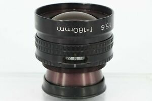 RODENSTOCK RODAGON 180mm f/5.6 - Professionally Tested