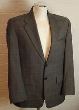 """Ralph lauren cashmere blend blazer/veste cintrée taille 38 s - 38"""" tour de poitrine court"""