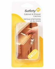 Safety 1st Baby Cabinet Locks Wide Grip Latches 14 Pack