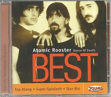 Atomic Rooster Dance Of Death  (Best of) Zounds CD