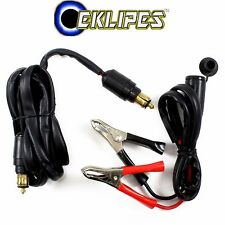 Eklipes Ek1-125 Bike 2 Bike Jump Start Kit Motorcycle Battery Accessory Honda