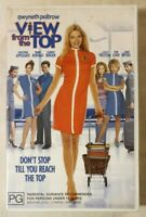 View from the Top VHS 2003 Rom/Com Gwyneth Paltrow Buena Vista (Ex-Rental)