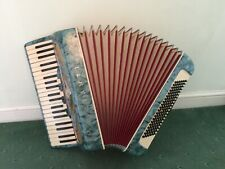 More details for galanti 120 bass piano accordion - lovely condition