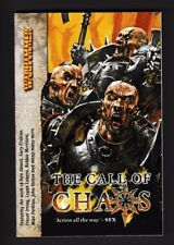 Warhammer: The Call of Chaos (TPB, GN)  Black Library Publication BL  RARE!