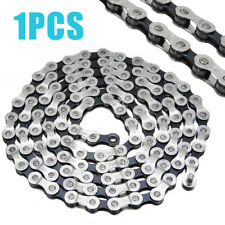 Silver FOR Shimano IG51 Steel 8/24 Speed 116 Links Bike Bicycle Chain Cycle