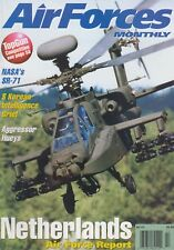 Air Forces Monthly (May 1998) (NASA SR-71, Aggressor Huey, Netherlands AF)
