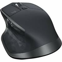 Logitech MX Master 2S Wireless Mouse With Flow Cross-Computer Control And