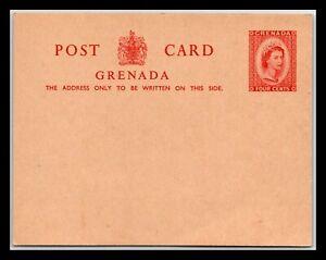 GP GOLDPATH: GRENADA POSTAL CARD MINT _CV748_P09