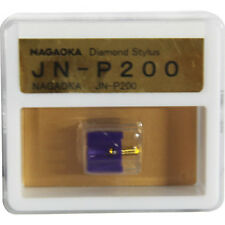 NAGAOKA REPLACEMENT STYLUS JN-P200 FOR MP-200 FROM JAPAN FREE/S WITH TRACKING