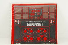 TAMIYA 1/12 ETCHED PARTS (For TAMIYA 1/12 FERRARI 312T 1975 BIG SCALE)