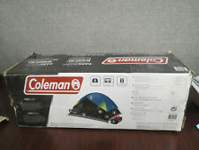 New - Coleman 1262673 6-Person Dark Room Fast Pitch Dome Tent