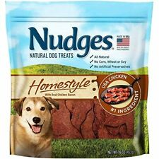 New listing Nudges Steak Grillers Dog Treats, Made in the Usa ,36 oz