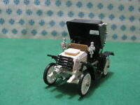 Vintage - Fiat 6 Cv. 1901 - 1/43 Rio 7 - Made IN Italy 1962
