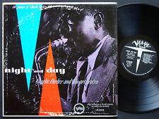 CHARLIE PARKER Night And Day The Genius Of #1 LP VERVE V6-8003 US 1961 BEBOP ST