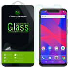 [3-Pack] Dmax Armor Tempered Glass Screen Protector for BLU (Vivo XI+)