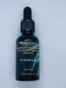 NatureCares Superfood Cell-Rejuvenating, Firming & Antioxidant Facial Oil 3ml