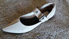 chaussure femme cuir blanc mastic un matin d'ete jb martin 38