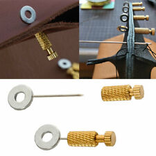 Leather Suture Positioning Needle