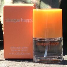 Clinique HAPPY Perfume Spray, .14oz/4ml Mini Brand New In Box