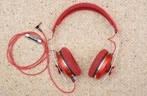 Sennheiser Momentum On Ear Headphones in Red