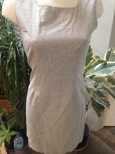 LA CITY robe femme courte debardeur coton gris Taille 40