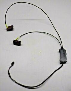Keyence FS2-60 Fiber Optic Amplifier + FU-77 Fiber Optic Sensor + Optics Block