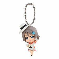 Love Live Sunshine Swing Mascot PVC Keychain SD Figure ~ Watanabe You @13381