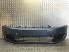 VOLKSWAGEN VW GOLF MK6 FRONT BUMPER IN PRIMER WITH LOWER GRILL SET 2009-2012