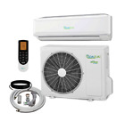 Air Conditioner 24000 BTU  Mini Split 18 Seer Inverter AC Ductless Heat Pump 220 photo