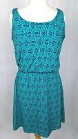 Market & Spruce Dress Size M Stitch Fix Sleeveless Blouson