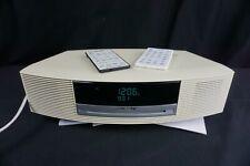 New listing Bose Wave Music System Awrcc2 with Remote, Cd Player Am/Fm Radio Aux Alarm Clock