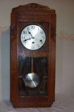 Ancien Carillon KIENZLE 8 Tiges - 8 Marteaux Horloge no Odo Fonctionne