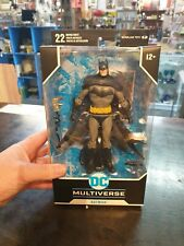"DC MULTIVERSE BATMAN 7"" FIGURE McFARLANE TOYS NEW UNOPENED"