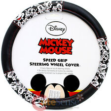 Mickey Mouse Car Auto Steering Wheel Cover Expressions Disney Auto Accesories